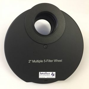 Manual Filter wheel-Rueda portafiltros manual
