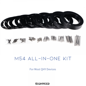 QHY M54 All-in-one Kit adapters