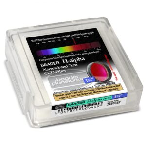 Filtro Baader H alpha 7nm