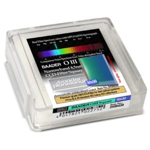 Filtro Baader OIII 8.5nm
