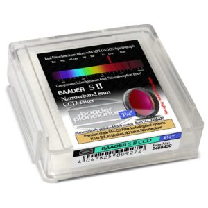 Filtro Baader SII 8nm