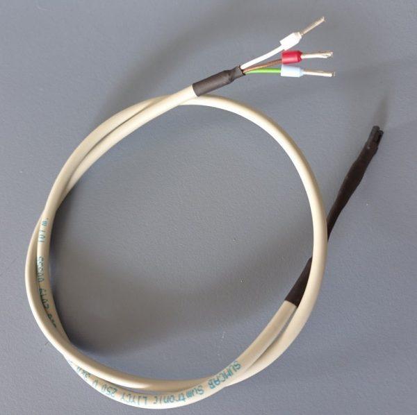 External temperature sensor for Dragonfly