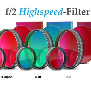 Filtros Baader Narrow Band Highspeed