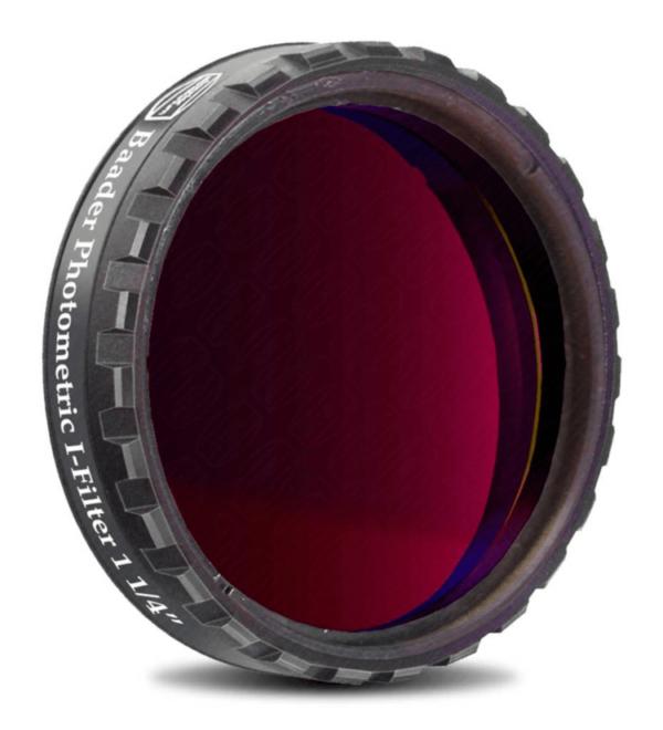 Filtro I fotométrico Baader Planetarium