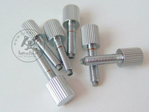 Tornillos con punta de nylon M5x20